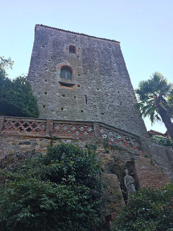 torre castello gropparello