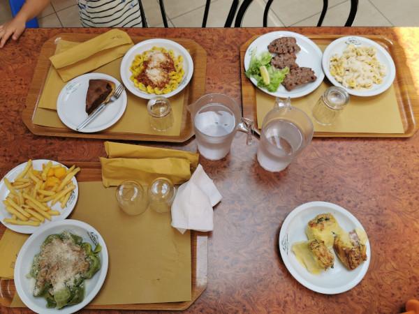 pranzo tipico